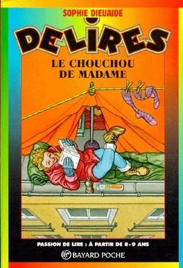 Couverture du livre : Le choucou de Madame