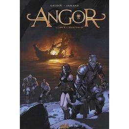 Couverture du livre : Angor, Tome 2 : Mansïouran