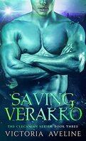 Clecanian, Tome 3 : Saving Verakko