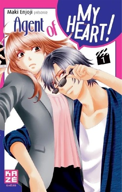 Couverture de Agent of my Heart, Tome 1