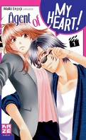 Agent of my Heart, Tome 1