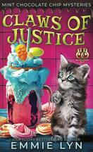 Mint Chocolate Chip Mysteries, Tome 1 : Claws of Justice