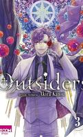 Outsiders, Tome 3