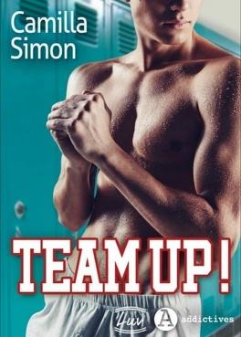 Couverture du livre : Team up !