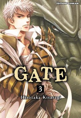 Couverture du livre : Gate, Tome 3