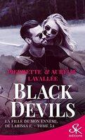 Black Devils, Tome 5.1 : La Fille de mon ennemi