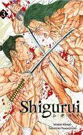 Shigurui, Tome 3