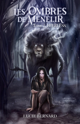 Couverture du livre : Les Ombres de Ménélir