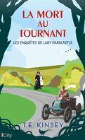 Les Enquêtes de Lady Hardcastle, tome 3 : La mort au tournant