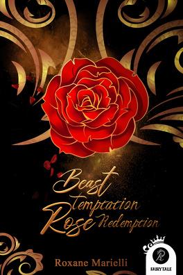Couverture du livre : Beast Temptation Rose Redemption