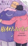 Heartstopper, Tome 4 : Choses sérieuses