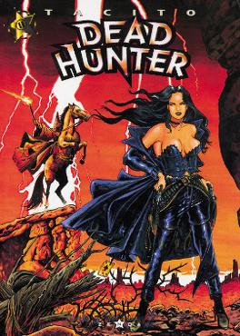 Couverture du livre : Dead hunter, tome 2 : Du plomb dans la cagoule