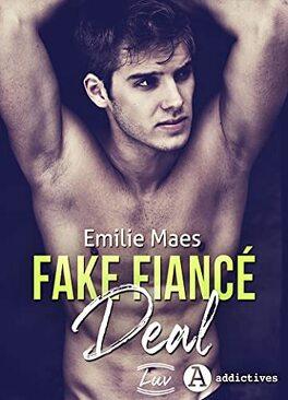 Couverture du livre : Fake Fiancé Deal