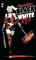 Harley Quinn Black + White + Red Intégral