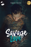 couverture Savage Love
