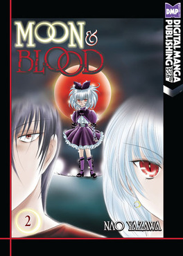 Couverture du livre : Moon & Blood, Tome 2