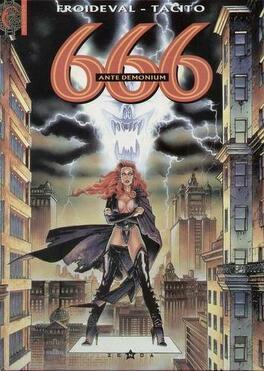 Couverture du livre : 666, tome 1 : Ante demonium