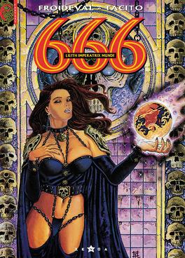 Couverture du livre : 666, tome 4 : Lilith Imperatrix mundi