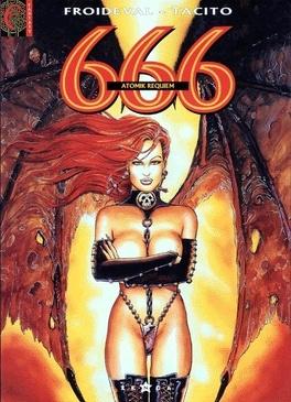 Couverture du livre : 666, tome 5 : Atomik requiem