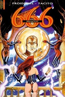 Couverture du livre : 666, tome 6 : Missa dicta est