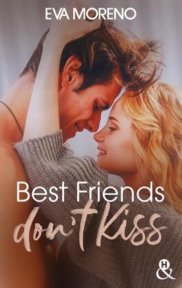 Couverture du livre : Best friends don't kiss