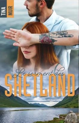 Couverture du livre : Le serment des Shetland