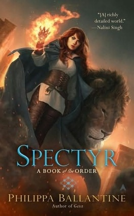 Couverture du livre : Book of the Order, Tome 2 : Spectyr
