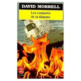 Couverture du livre : Les Conjurés de la flamme