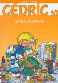 Cédric, Tome 10 : Gâteau-surprise