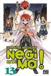 couverture Negima! Le Maître Magicien, tome 13