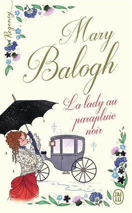 Couverture du livre : La Lady au parapluie noir