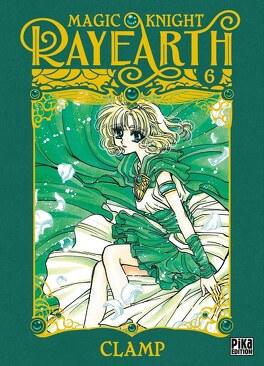 Couverture du livre : Magic Knight Rayearth, tome 6