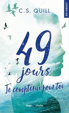 Couverture du livre : 49 jours, je compterai pour toi