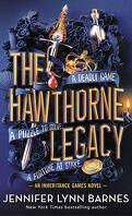 The Inheritance Games, Tome 2 : The Hawthorne Legacy