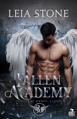 Couverture du livre : Fallen Academy, Tome 3.5 : Troisième année, Lincoln