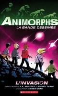 Animorphs, Tome 1: L'invasion (bande-dessinée)