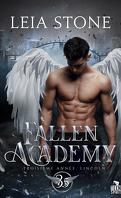 Fallen Academy, Tome 3.5 : Troisième année, Lincoln