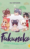 Fukuneko : Les chats du bonheur, Tome 4