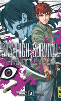 Sky-high survival - Next level, Tome 3