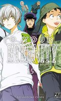 To Your Eternity, Tome 15