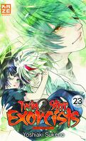 Twin Star Exorcists, Tome 23