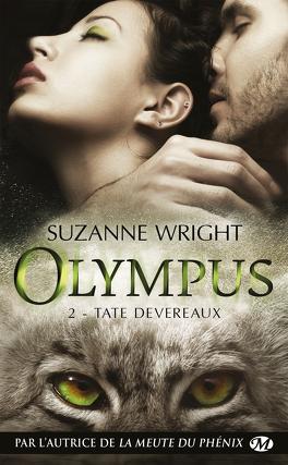 Couverture du livre : Olympus, Tome 2 : Tate Devereaux