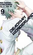 Deadman wonderland, Tome 9