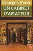 Couverture du livre : Un cabinet d'amateur