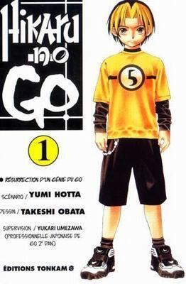 Couverture du livre : Hikaru No Go, tome 1