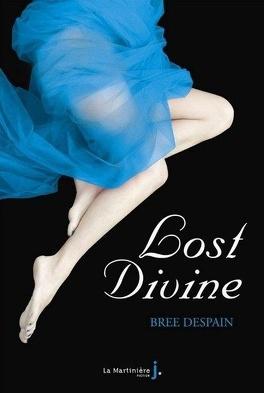 Couverture du livre : Dark Divine, Tome 2 : Lost Divine