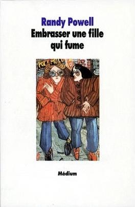Couverture du livre : Embrasser une fille qui fume