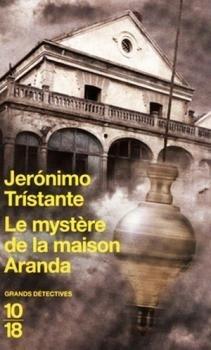Couverture du livre : Le mystère de la maison Aranda