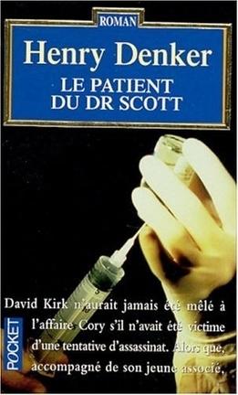 Couverture du livre : Le patient du Dr Scott