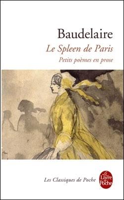 Couverture du livre : Le Spleen de Paris